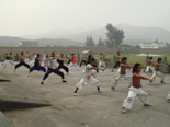 Kungfu Students